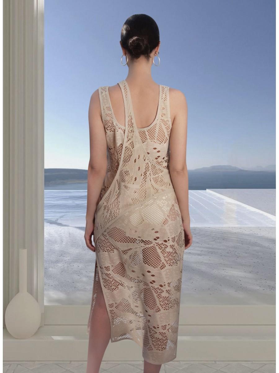 Indra Knit Dress